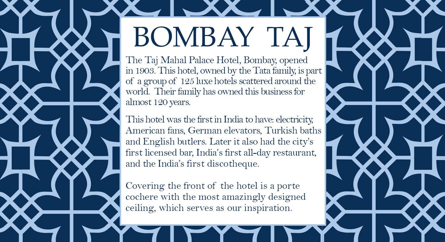 Bombay Taj