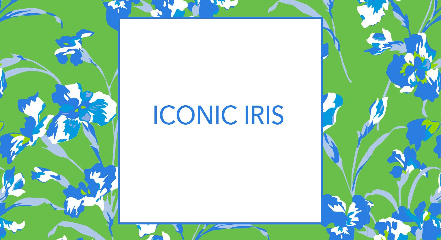 Iconic Iris