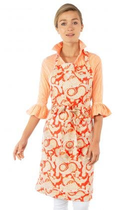 Apron - Plentiful Paisley
