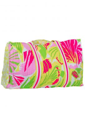 Beach Tote - Frond Frenzy