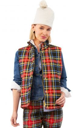 The Puffer Vest - Duke of York