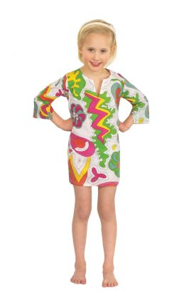 """""""Mommy & Me"""" Girls Cotton Tunic - Dr. Seuss"""