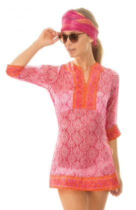 Silk Tunic - Easy Breezy