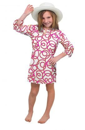 """""""Mommy & Me"""" Girls Cotton Tunic - String Thing"""