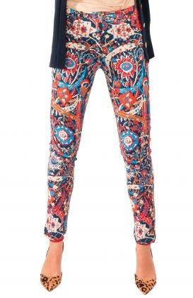 GripeLess Cotton Spandex Jeans - Magic Carpet