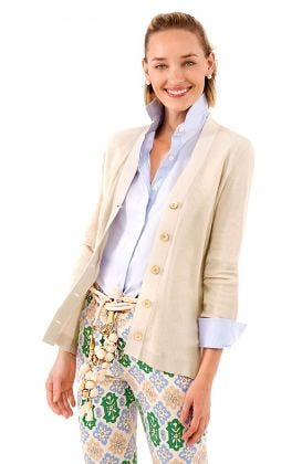 Grosgrain Heaven Cardigan