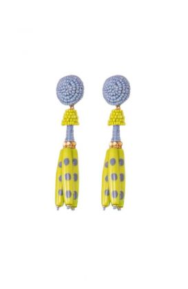 HAPPY POLKA DOT EARRINGS