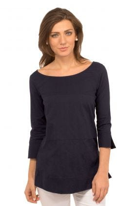 Cotton Voile Top - Mindful