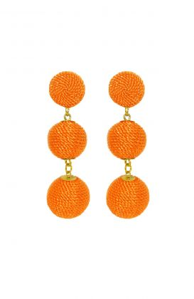 3-Drop Earrings - Durban