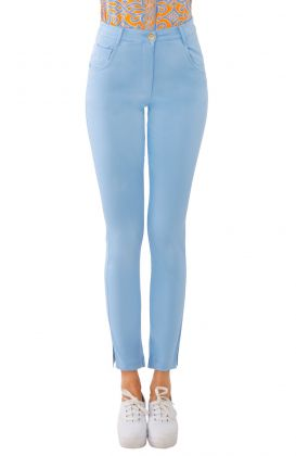 GripeLess Stretch Jeans - Solid
