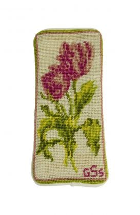 Needlepoint Eyeglass Case