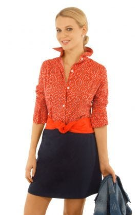 Priss Blouse - Seed