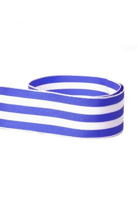 Grosgrain Ribbon Two Yards- Stripe