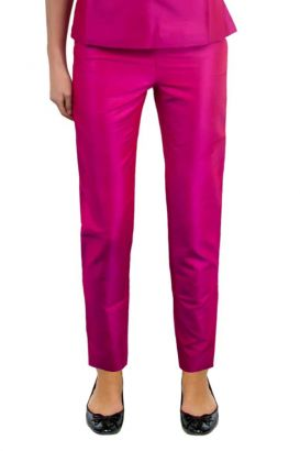 Silk Dupioni Pants