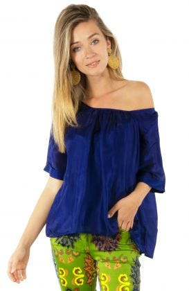 Silk Swing Top