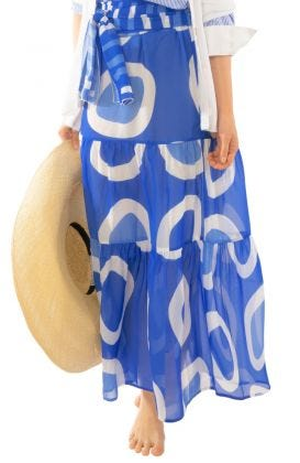 Ipanema Long Skirt - Rock Out