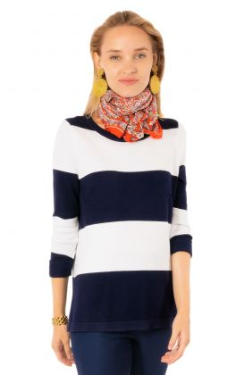 Stripy Sailor Sweater