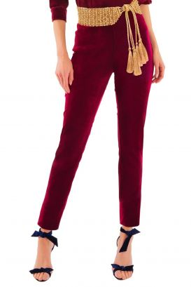 GripeLess Pull on Pant - Silky Velvet
