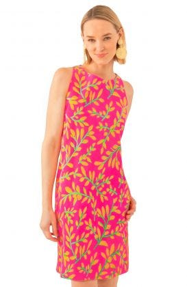 Mod Squad Dress - Weed Wacker